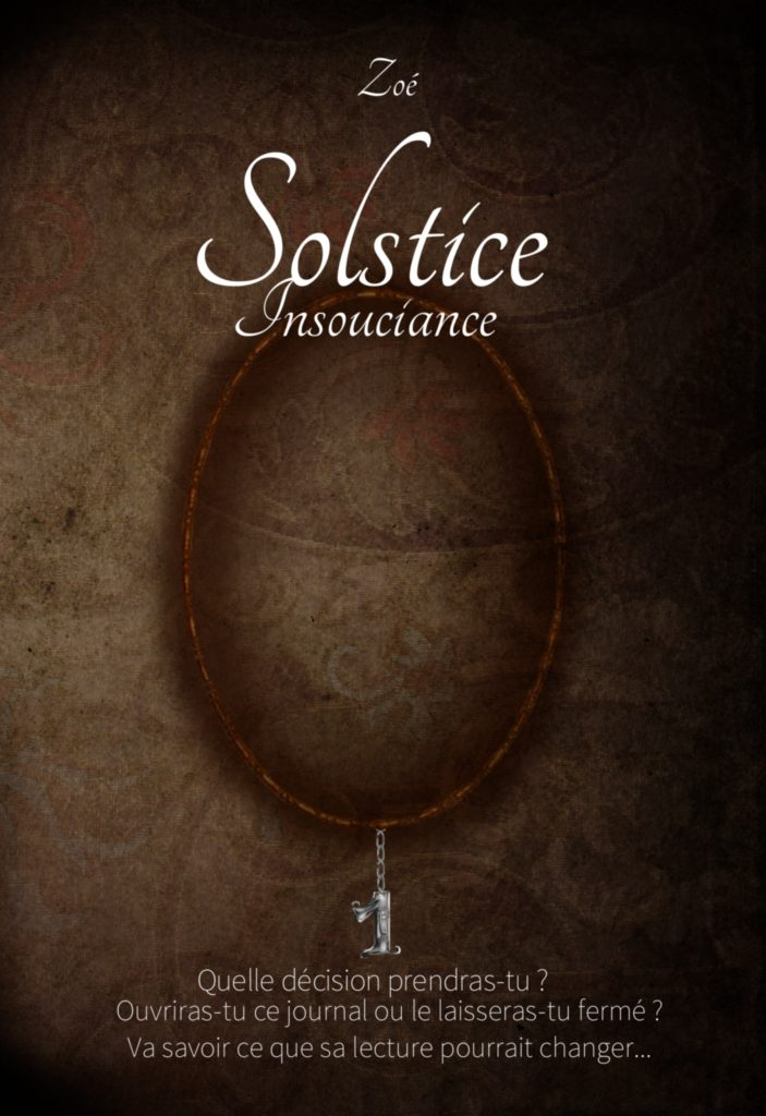 Solstice tome 1 insouciance